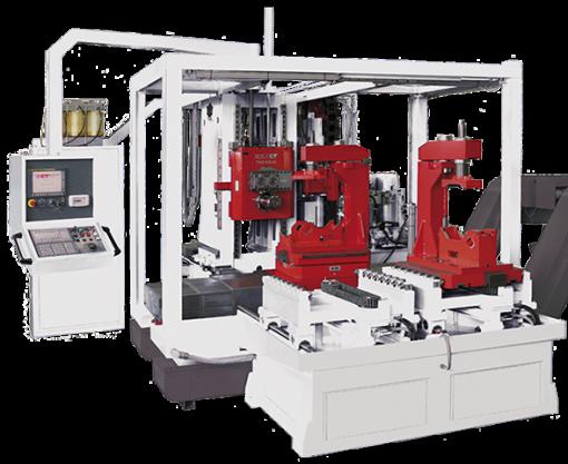 Centro de mecanizado DS450/130c