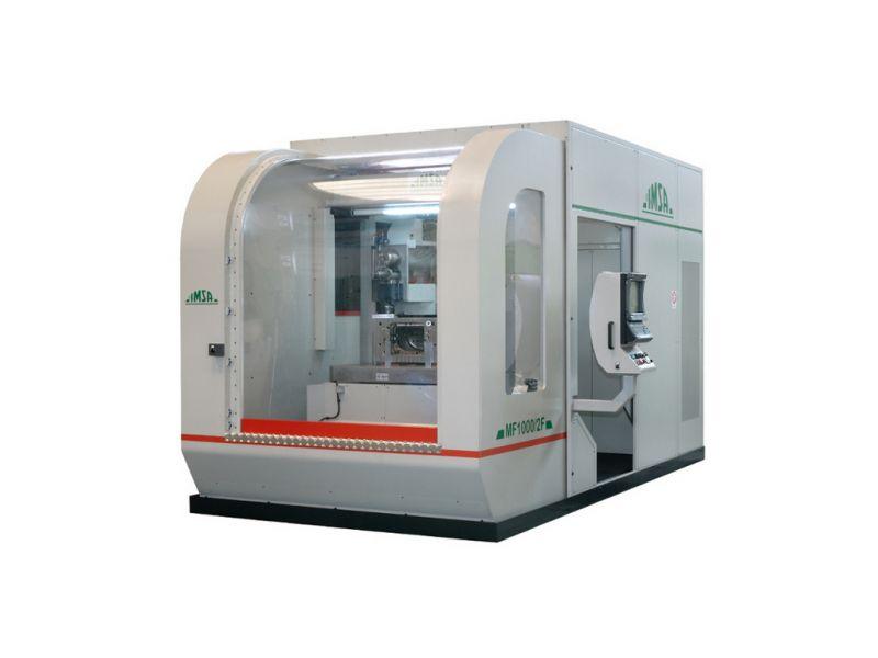 máquina taladro profundo MF1000-2f