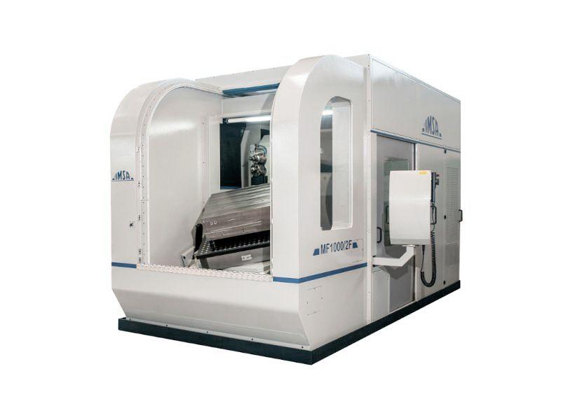 máquina taladro profundo MF1000 2f giratoria