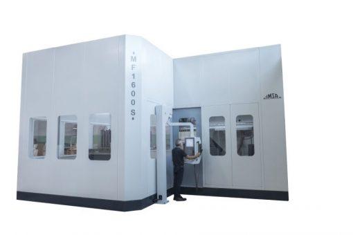máquina taladrado profundo y fresado mf1600s