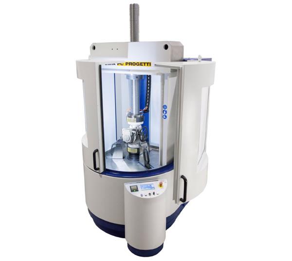 banco de pruebas vertical para válvulas bv-pmmv100sh