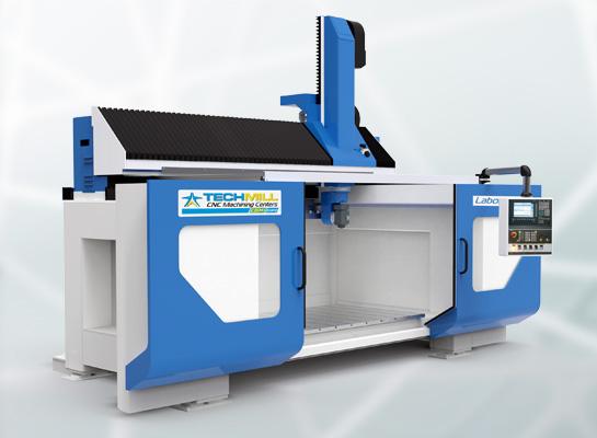 Fresadora gantry labormac