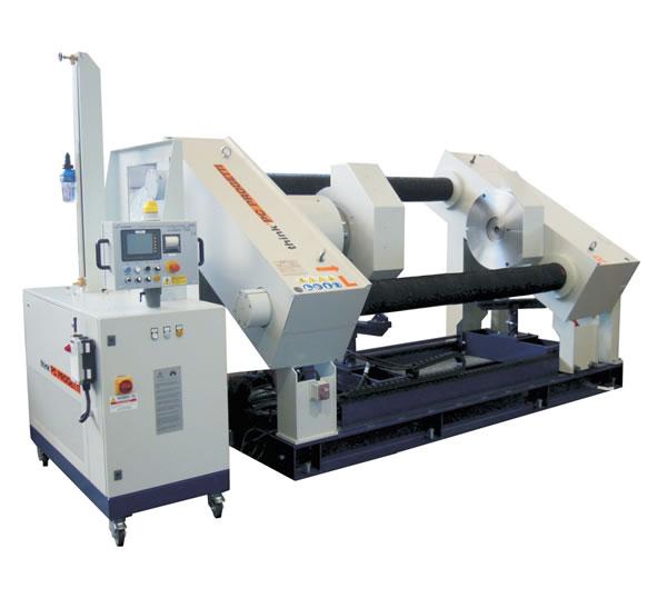 banco de pruebas horizontal para válvulas BO30-2cv500