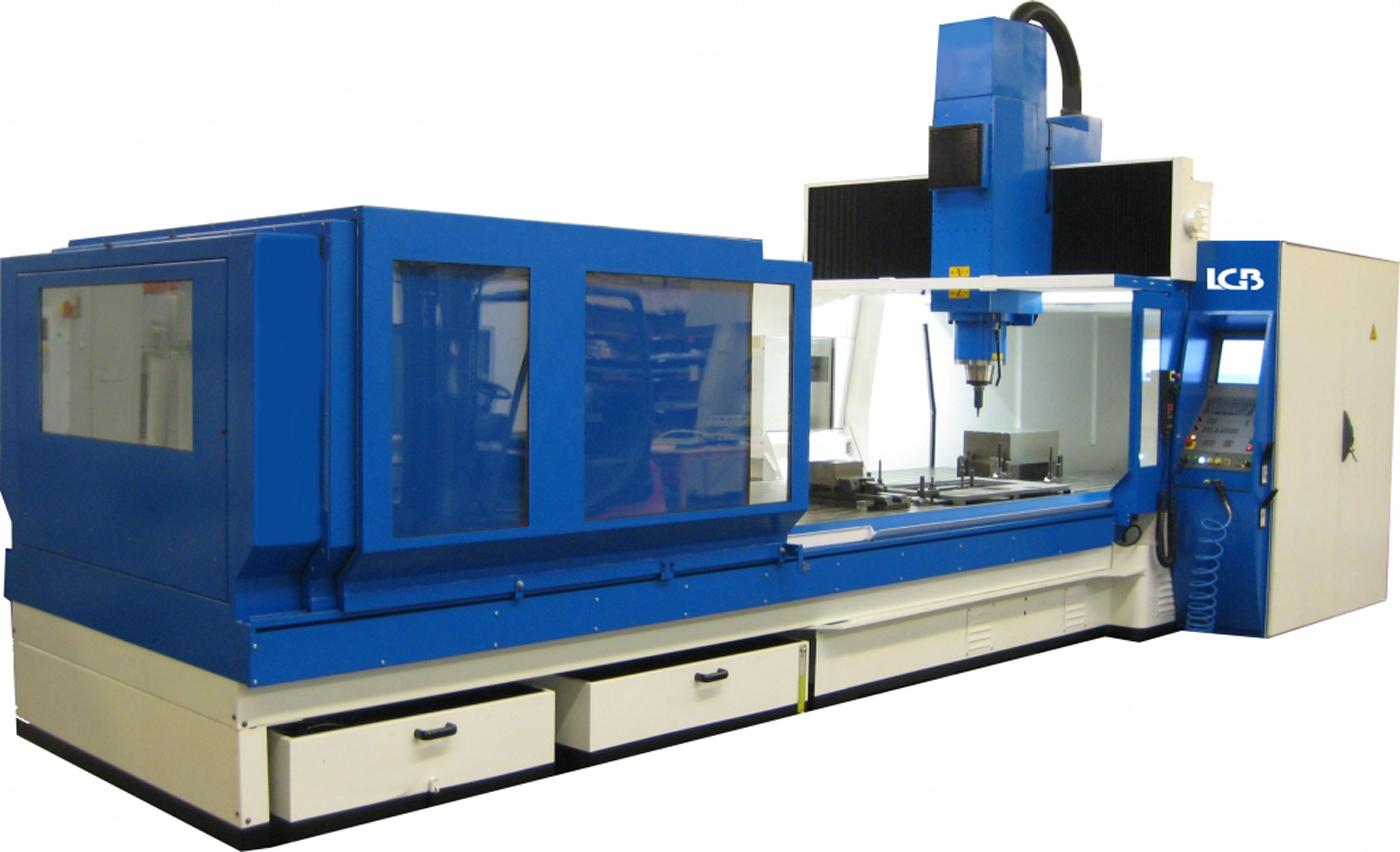 Centro de mecanizado de 3 ejes kx 45 gv1