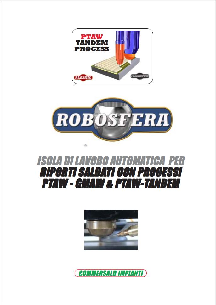 catalogo commersald impianti robosfera