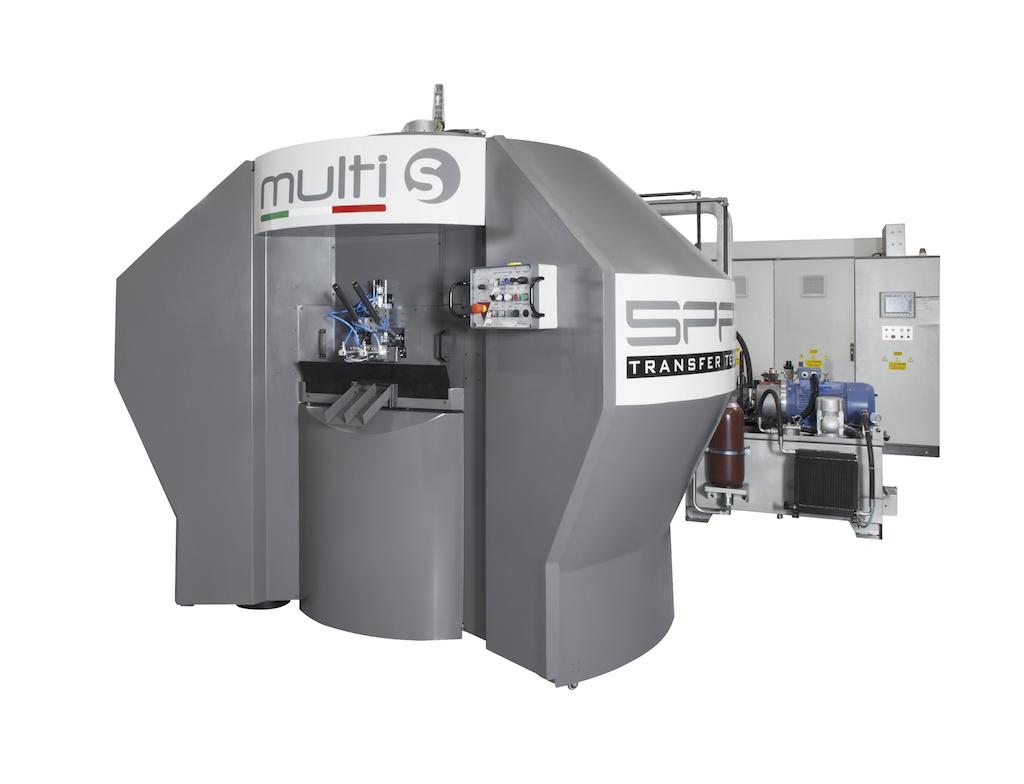 Máquina transfer mecanizado Multi S compact