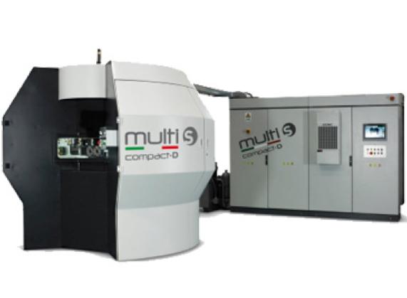 Máquina transfer de mecanizado Multi S compact D