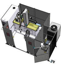 Unidad automática PTA robo 700