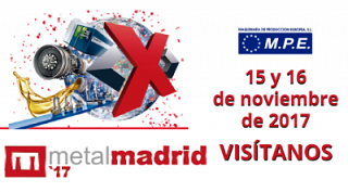 Feria MetalMadrid 2017