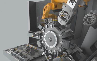 Sauter Robofix®: la nueva dimensión del mecanizado