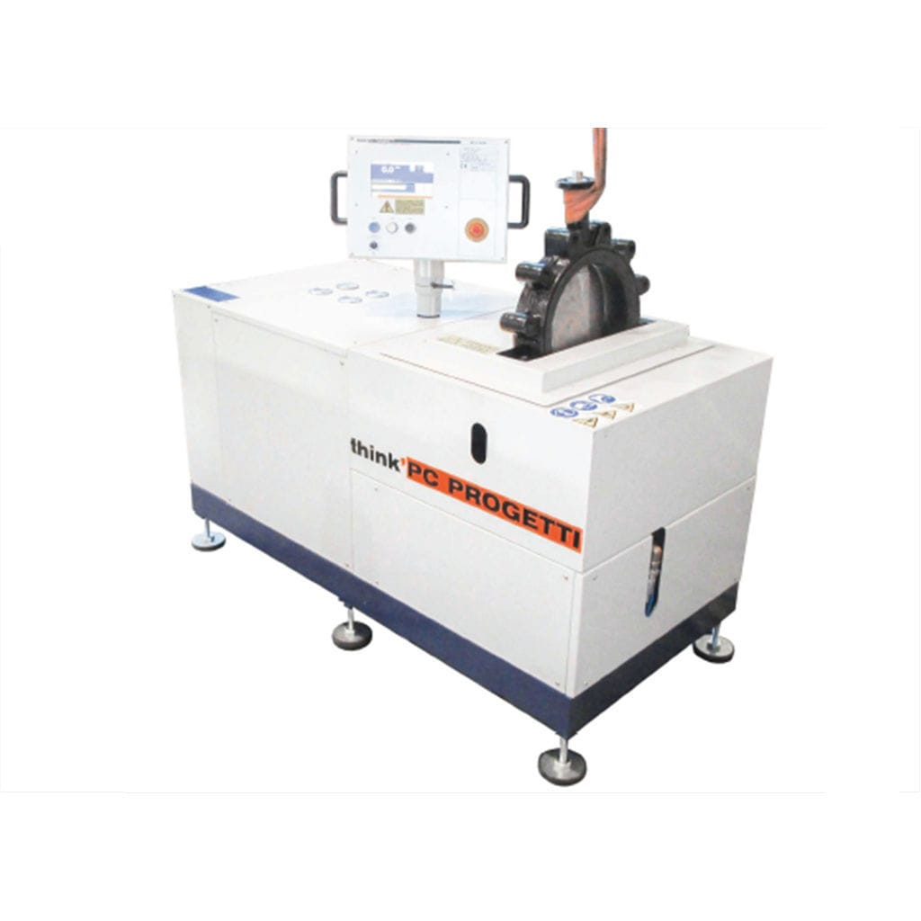 banco de pruebas horizontal para válvulas bo-30-scv40sh