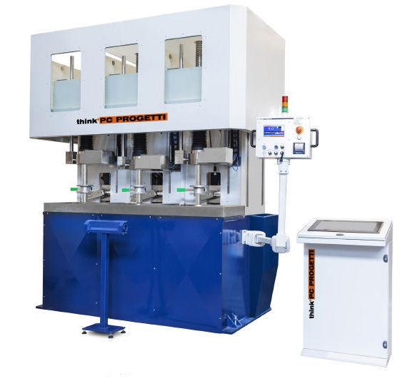 Bancos de pruebas verticales para válvulas