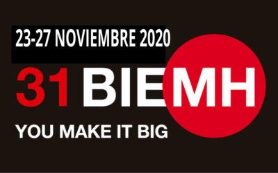 Estaremos en la feria BIEMH 2020 de Bilbao (Nuevas fechas)