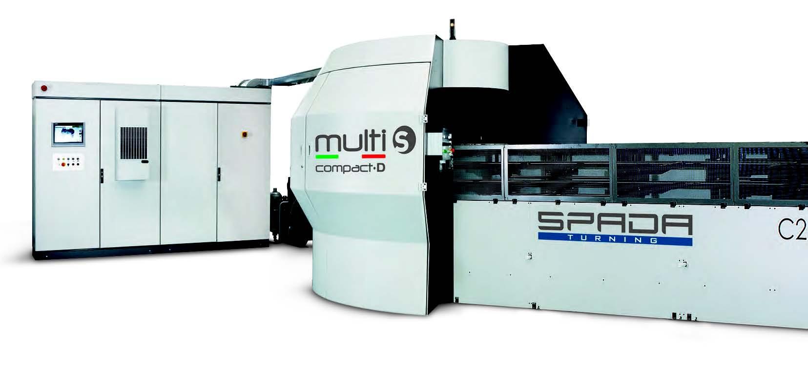 MultiS compactD